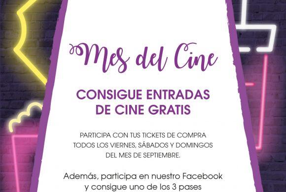 Mes del Cine en Plaza Éboli