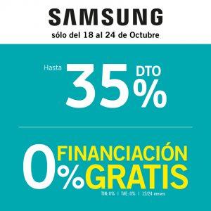 Descuentos Samsung en Phone House