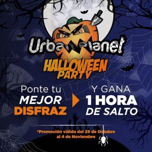 Halloween en Urban Planet