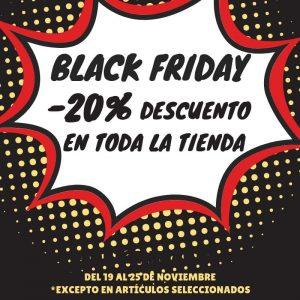 Black Friday en Tiendas Origen