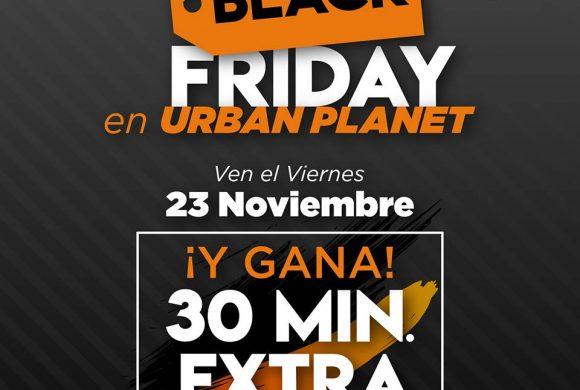 Black Friday en Urban Planet