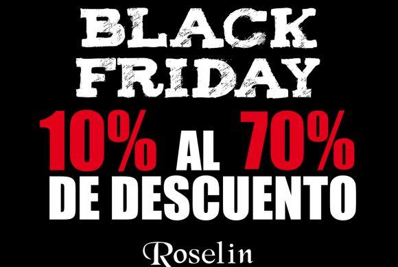 Black Friday Roselín Joyeros