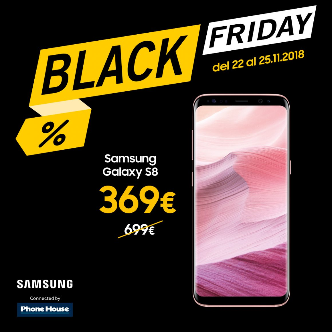 Black Friday en Phone House