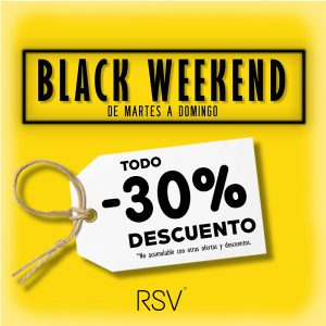 Black Weekend RSV