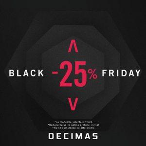 Black Friday en Décimas
