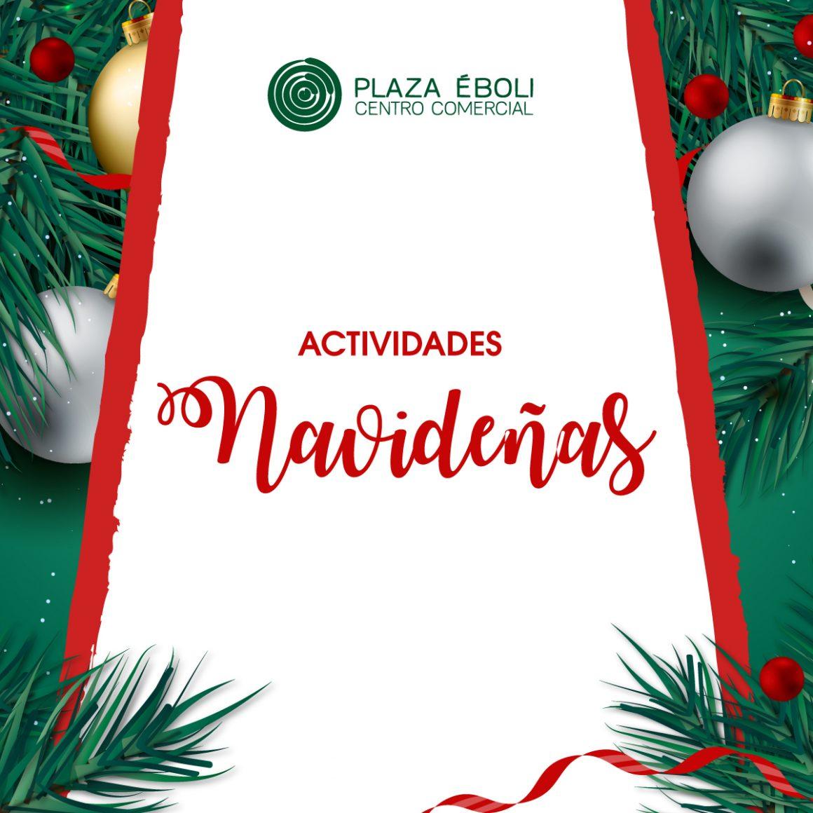 Horarios y actividades navideñas