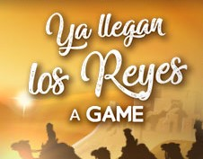 Llegan los Reyes a Game