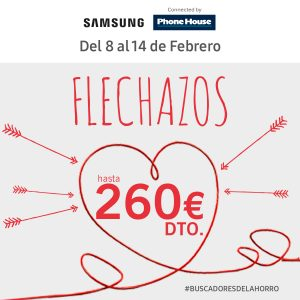Flechazos en Phone House