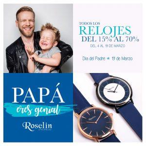 Día del Padre con Roselín Joyeros