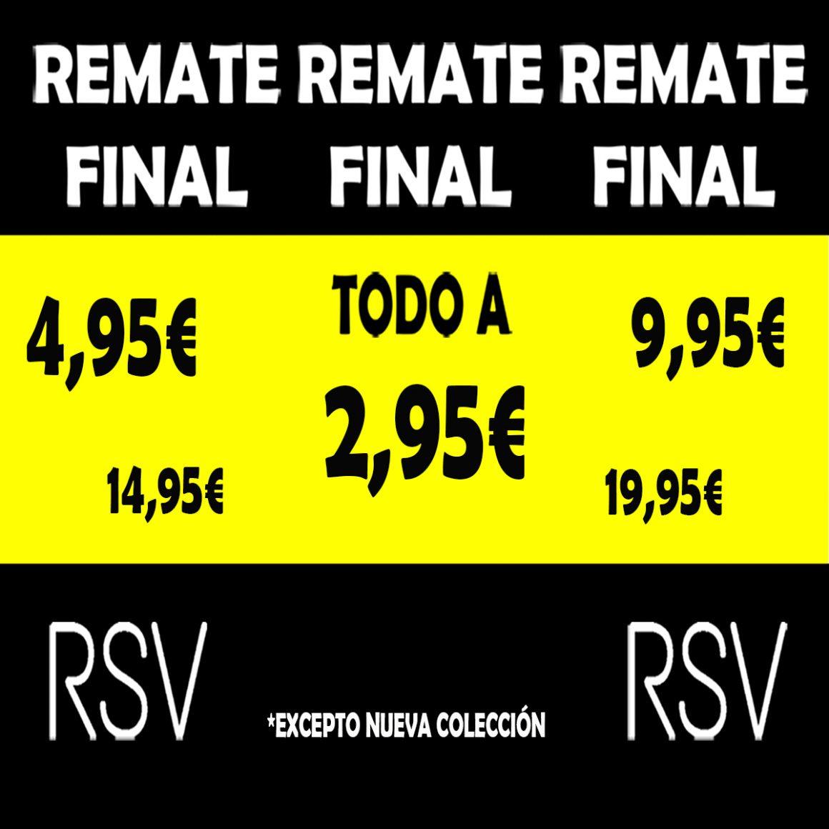 Remate final en RSV