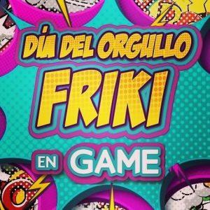 Celebra el Día Del Orgullo Friki con GAME