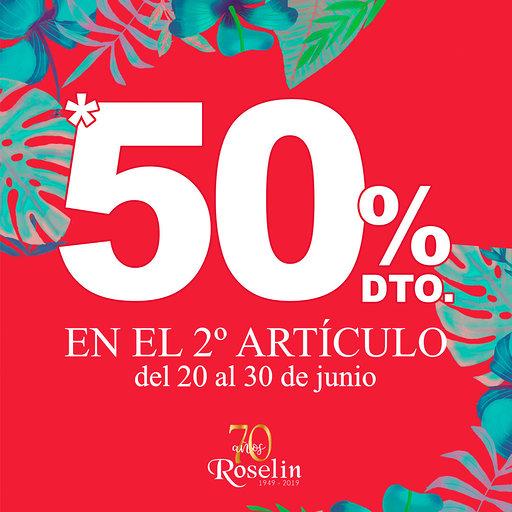Súper promo en Roselín Joyeros