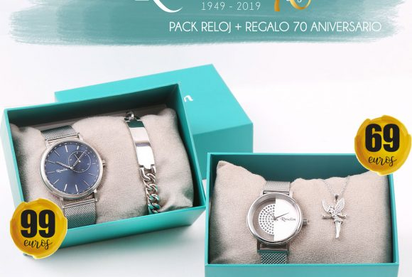 Pack 70 aniversario de Roselín