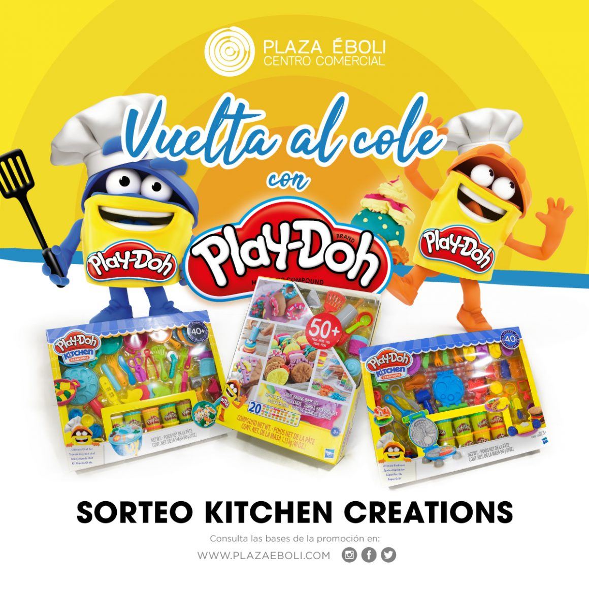 Sorteo Play-Doh