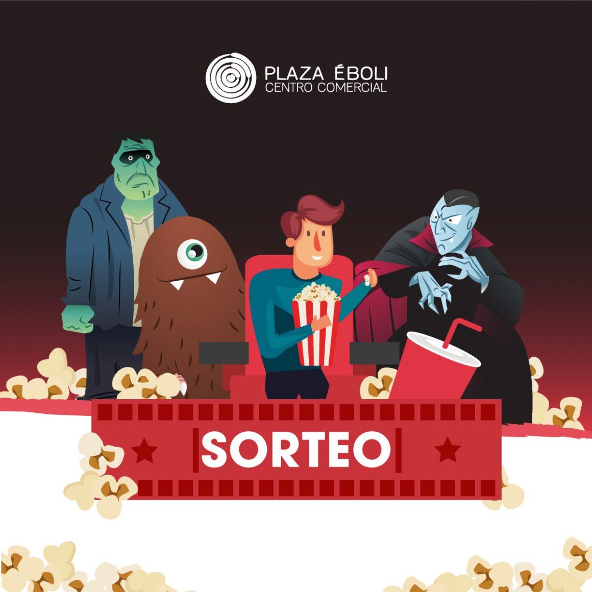 Sorteo Halloween de cine