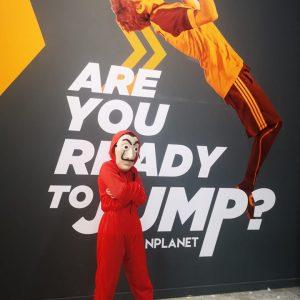 ¿Jump o treat? en Urban Planet