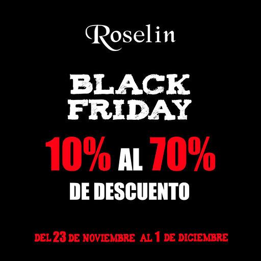 Black Friday en Roselín Joyeros