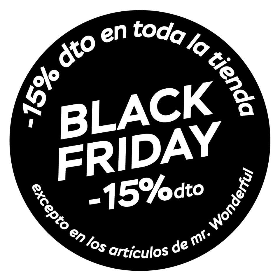 Black Friday en Origen