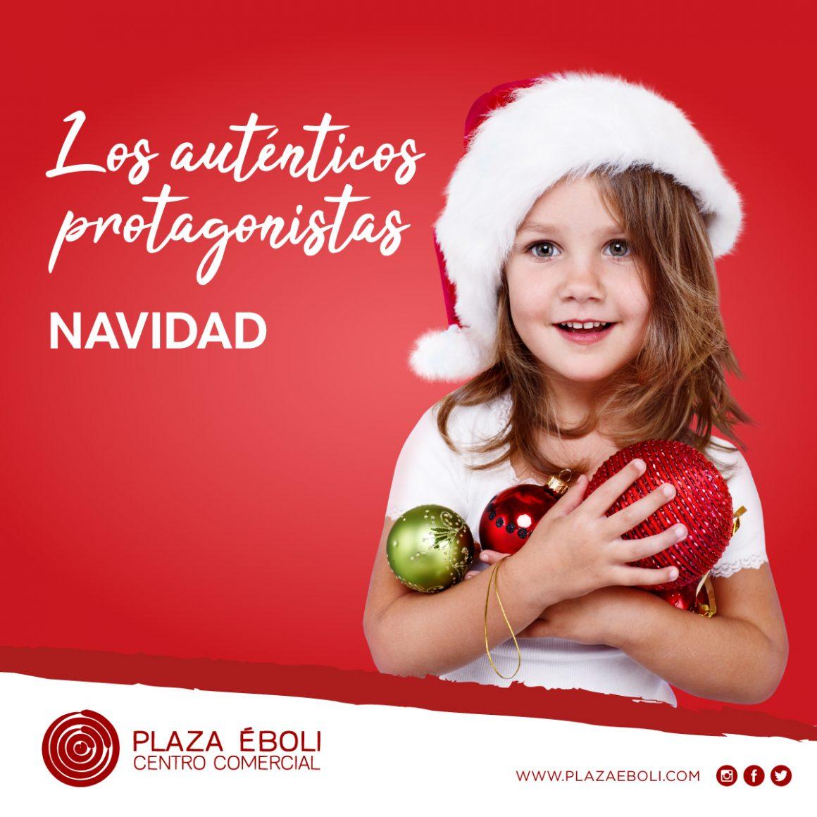 Feliz Navidad en Plaza Éboli