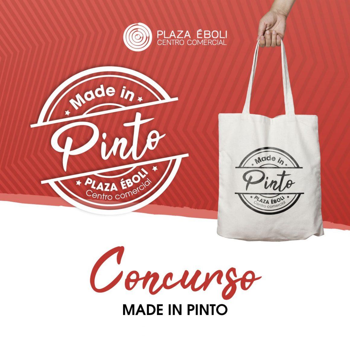 "Sorteo en redes ""Made in Pinto"""