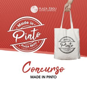 "Sorteo en redes ""Made in Pinto"""