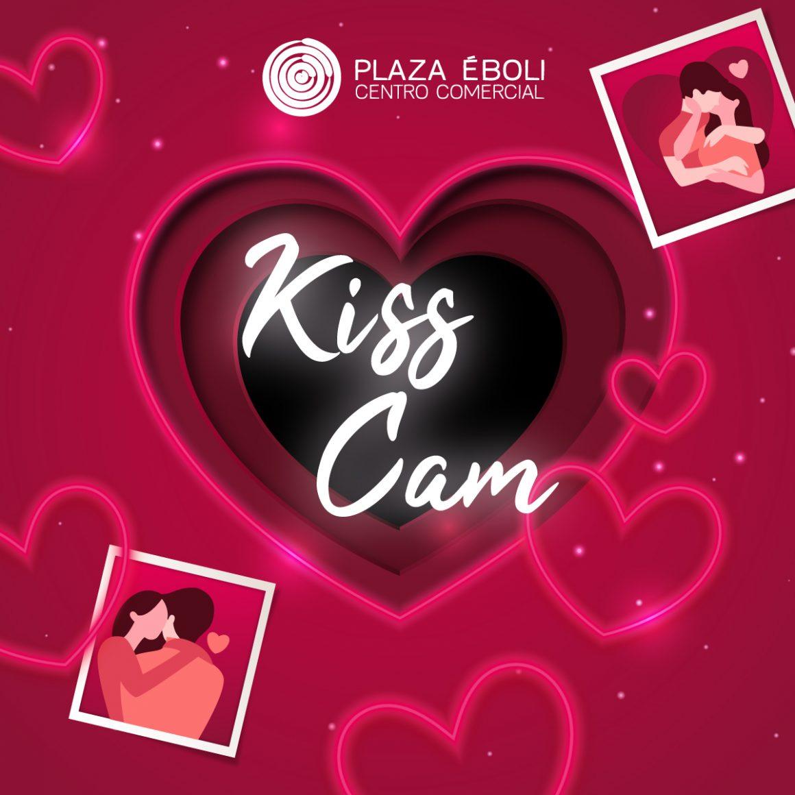 Demuestra tu amor en nuestra KissCam y gana 100€