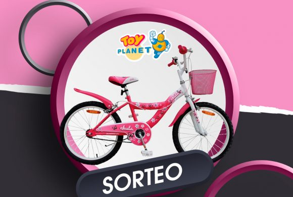 Sorteo bici Toy Planet