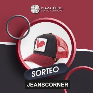 Sorteo gorra JeansCorner