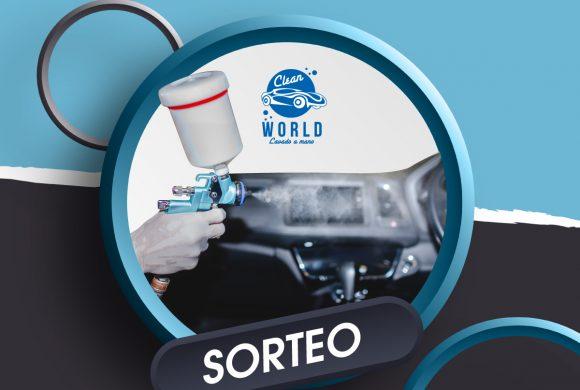 Sorteo Clean World