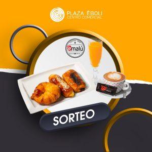 Sorteo 2 meriendas Emalu Coffee Bar