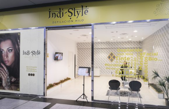 Indi style Depilación con hilo cejas Pinto