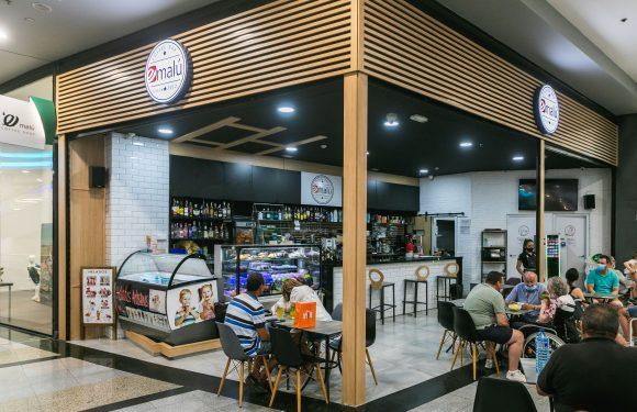 emalu coffee bar cafetería Pinto