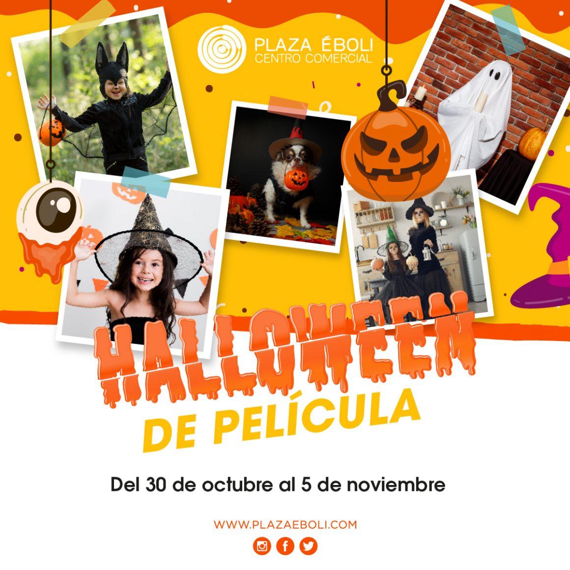 Halloween de película