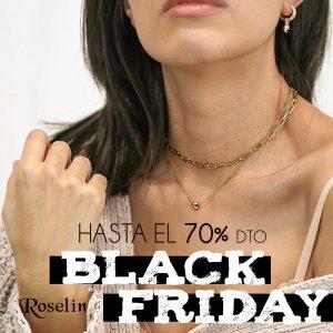 Ya es Black Friday en Roselín Joyeros