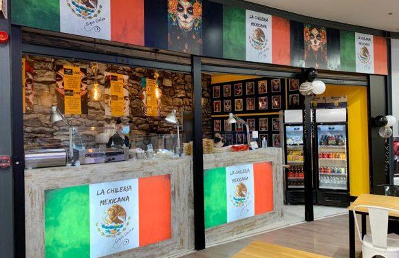 Restaurante comida mexicana Pinto