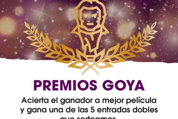 SORTEO 5 ENTRADAS DOBLES DE CINE