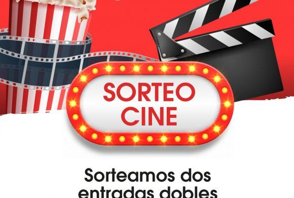 SORTEO 2 ENTRADAS DOBLES DE CINE