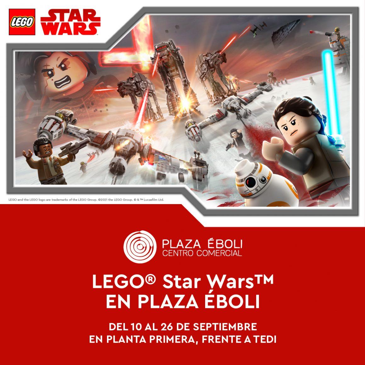 ¡VISITA LEGO STAR WARS!